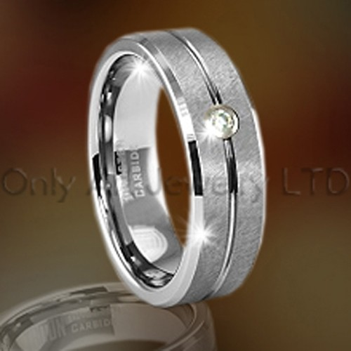 Carburo di tungsteno Cubic Zirconia Jewelry OAGR0067