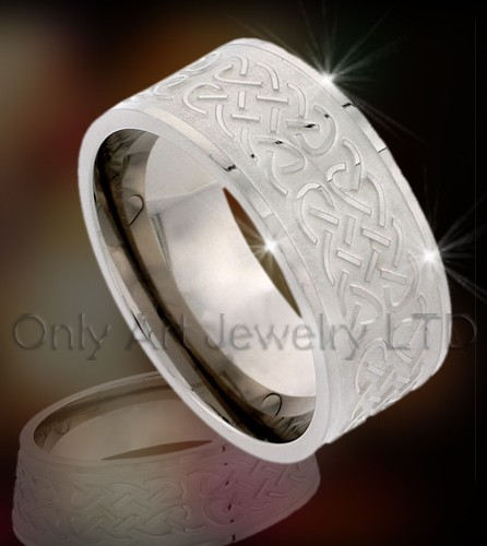 Titanio Finger Ring OATR0020
