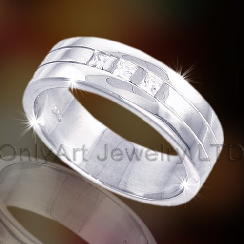 Argento o ottone Fashion Ring OAR0012
